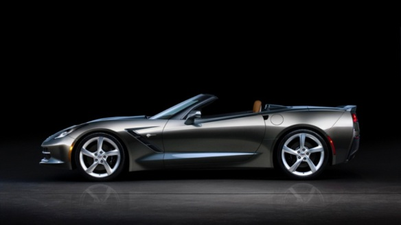 Stingray Convertible 1