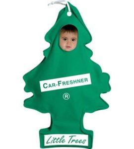 car freshener costume