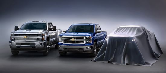 2015 Colorado reveal