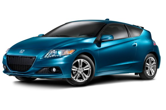 2014-Honda-CR-Z-front-left-side