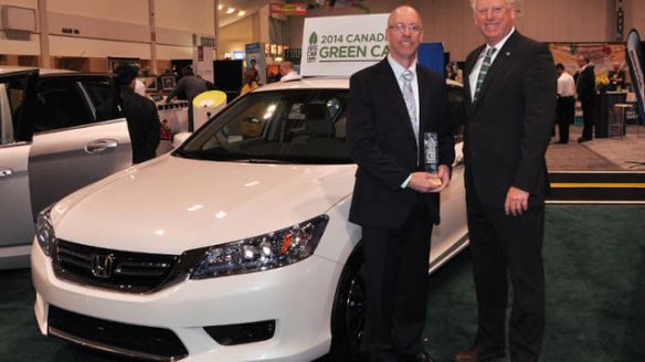 Green Car Award 2014