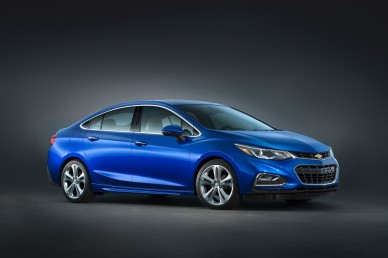2016 cruze front