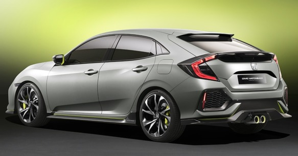 Honda-Civic-Hatchback-Prototype-rear
